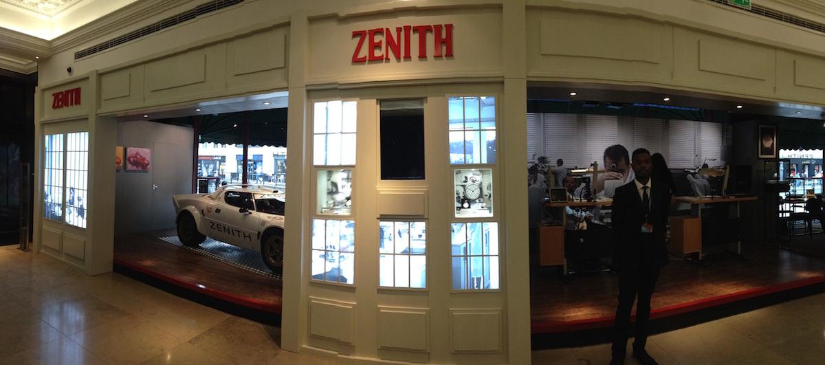 Shop Zenith